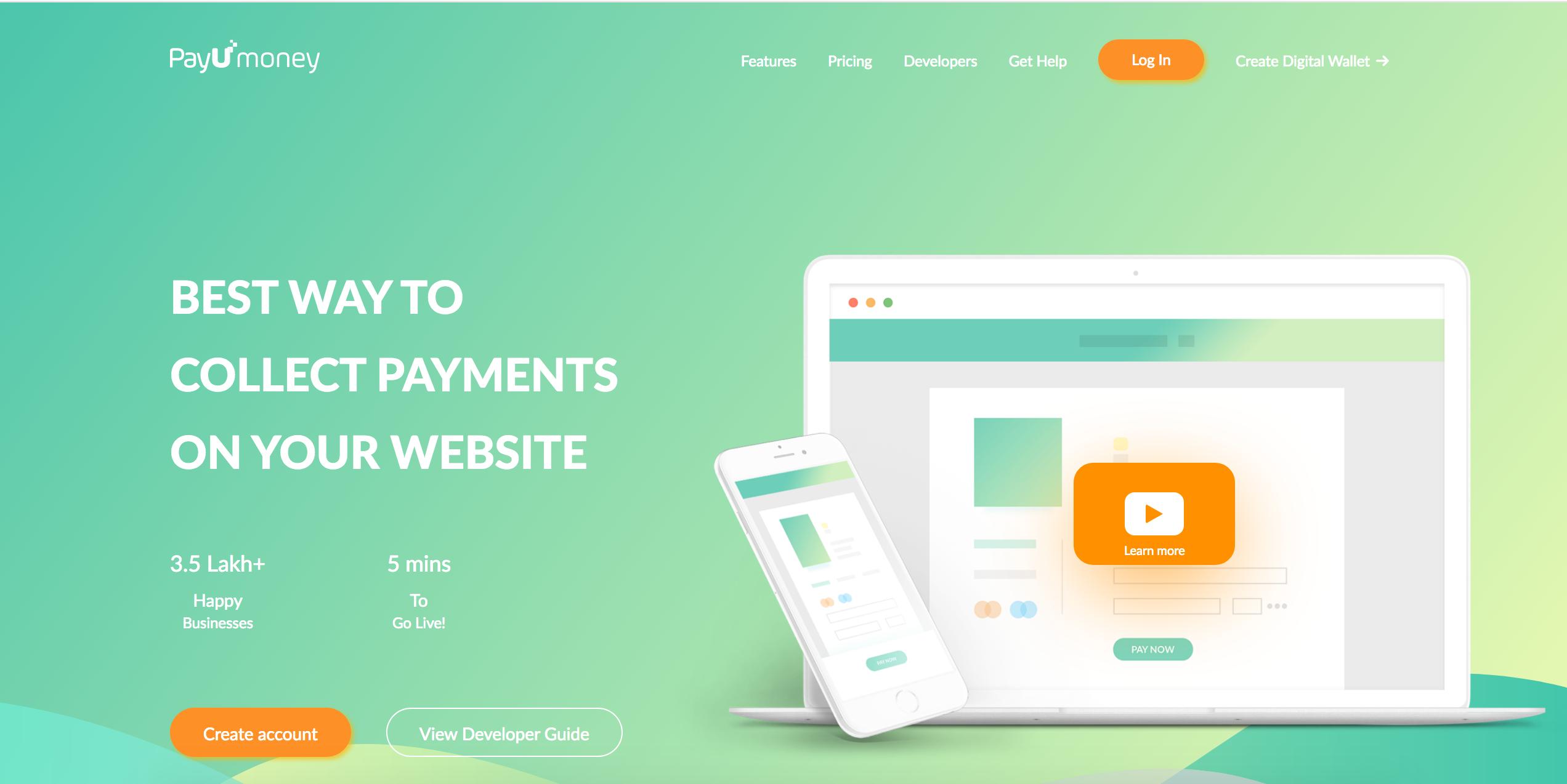 Getting Started | PayUmoney FAQ